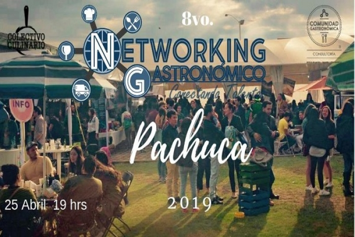Networking Gastronómico Pachuca 2019
