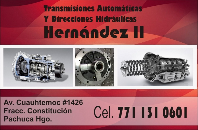 Transmisiones Automaticas Hernández II