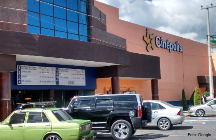 Cinepolis Plaza Bella